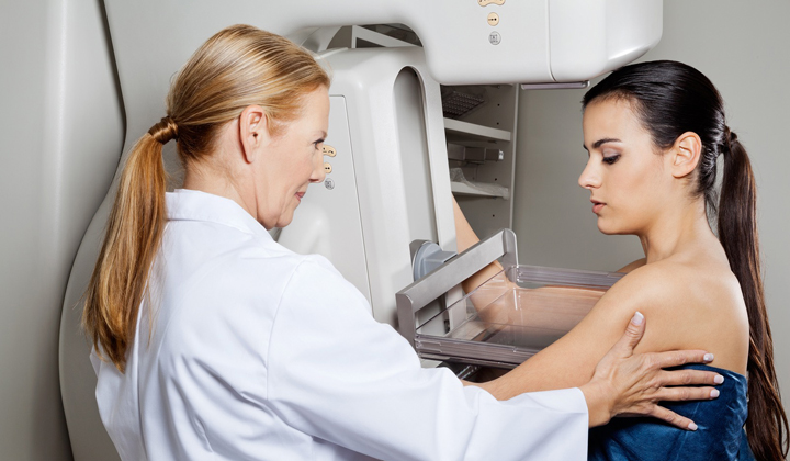 Screening Mammography and MRI