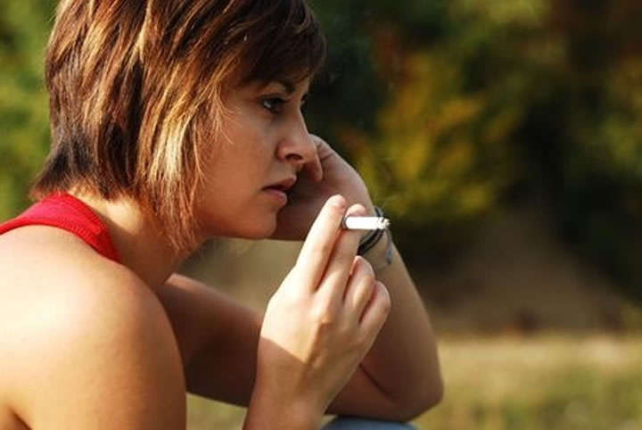Cigarette Smoking and Breast Cancer Outcomes